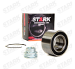 Wheel hub STARK 7701003 Front axle both sides, with integrated magnetic sensor ring