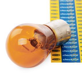 Blinkleuchten Glühlampe VW PASSAT Variant (3B6) 1.9 TDI 130 PS ab 11.2000 MAGNETI MARELLI Glühlampe, Blinkleuchte (008507100000) für