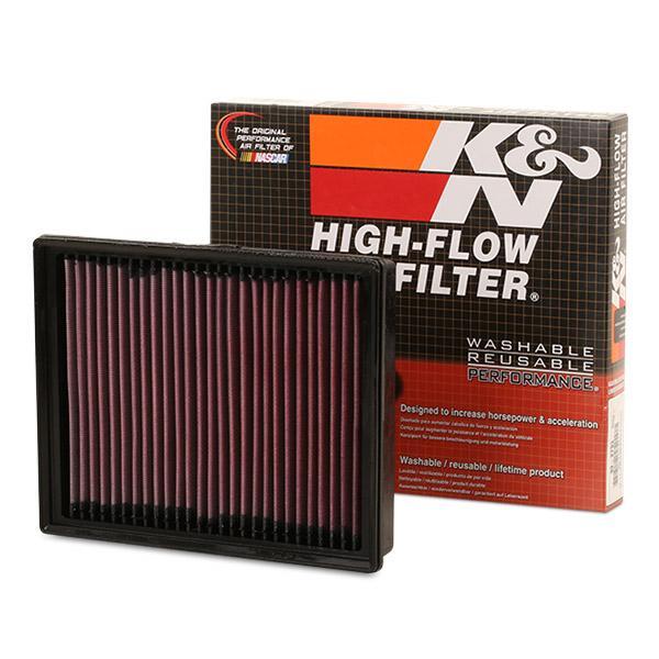 Luftfilter K&N Filters 33-5000 Erfahrung