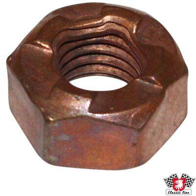 JP GROUP  1101100600 Mutter, Abgaskrümmer