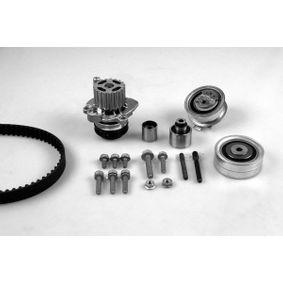 Kit cinghia distribuzione, pompa acqua Largh.: 25mm con OEM Numero 03L198119D
