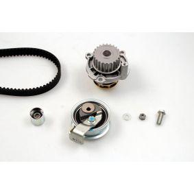 Wasserpumpe + Zahnriemensatz Breite: 23mm mit OEM-Nummer 06B 121 011QX