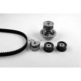 Wasserpumpe + Zahnriemensatz Breite: 24mm mit OEM-Nummer 92064250