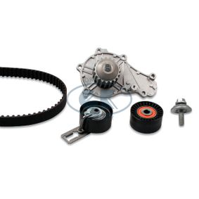 Water pump and timing belt kit Width: 25,4mm with OEM Number 1753587