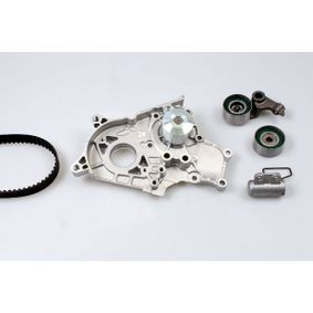 GK  K987772B Water Pump & Timing Belt Set Width: 25mm