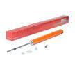 KONI Federbein MERCEDES-BENZ Hinterachse, Zweirohr, Öldruck, Teleskop-Stoßdämpfer, unten Schelle