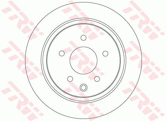 TRW DF7369 EAN:3322937548002 Shop