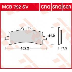 MCB792SCR TRW MCB792SCR in Original Qualität