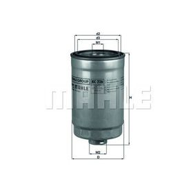 Fuel filter Housing Diameter: 80mm with OEM Number 31922 2EA00