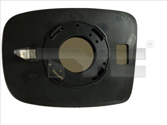 TYC  313-0040-1 Verre de rétroviseur, rétroviseur extérieur