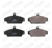STARK SKBP0011135 Brake pad set disc brake MG MGF MY 2001