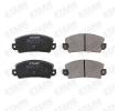 STARK Hinterachse, inkl. Verschleißwarnkontakt, mit akustischer Verschleißwarnung SKBP0011105