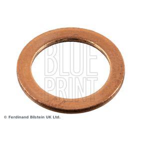 BLUE PRINT Tätningsring, oljeavtappningsskruv ADA100105 med OEM Koder N0138492