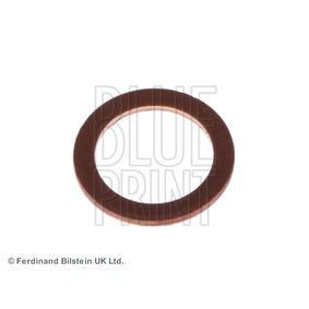 Seal, oil drain plug Ø: 20,0mm, Thickness: 1,5mm, Inner Diameter: 14,0mm with OEM Number 007603014106