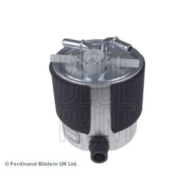 Fuel filter Height: 122mm with OEM Number 16400-JD52A