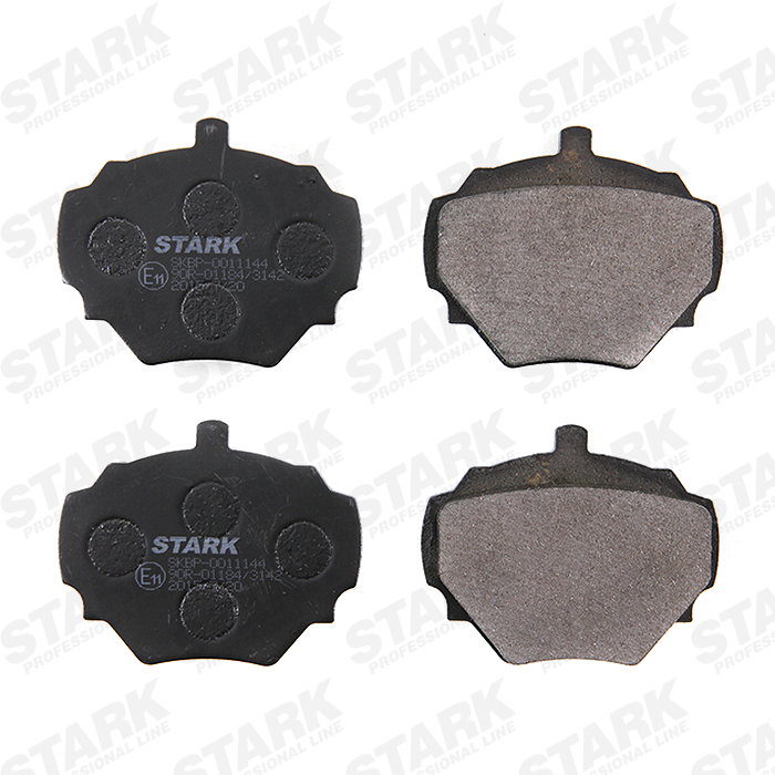 Bremsklötze STARK SKBP-0011144 Erfahrung