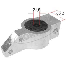 Lagerung, Lenker Innendurchmesser: 21,5mm mit OEM-Nummer 1K0199232G+