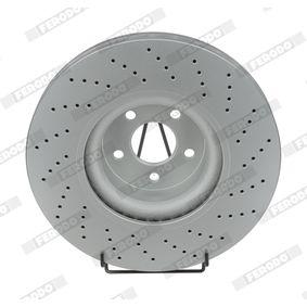 Bremsscheibe Art. Nr. DDF1662C-1 120,00€