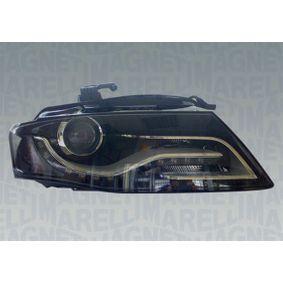 Hauptscheinwerfer für Fahrzeuge mit Leuchtweiteregelung (automatisch), für Linksverkehr mit OEM-Nummer 8K0941003D