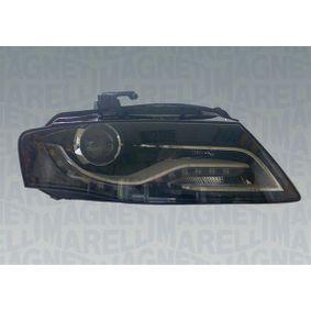Hauptscheinwerfer für Fahrzeuge mit Leuchtweiteregelung (automatisch), für Linksverkehr mit OEM-Nummer 8K0 941 003 H