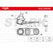 STARK Trag-/Führungsgelenk SKSL-0260136 für AUDI 80 (81, 85, B2) 1.8 GTE quattro (85Q) ab Baujahr 03.1985, 110 PS