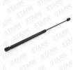 Muelle de maletero STARK 7708851 ambos lados, Fuerza eyección: 540N, sin soporte