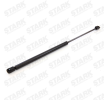 Tailgate struts MERCEDES-BENZ A-Class (W169) 2006 year 7708852 STARK Eject Force: 430N