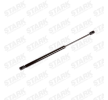 Gas struts STARK 7708880 Left and right, Vehicle Tailgate, Eject Force: 445N