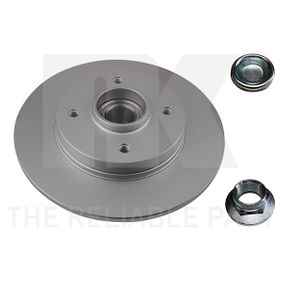 Bremsscheibe Bremsscheibendicke: 9,00mm, Felge: 4,00-loch, Ø: 249mm mit OEM-Nummer 4249.66