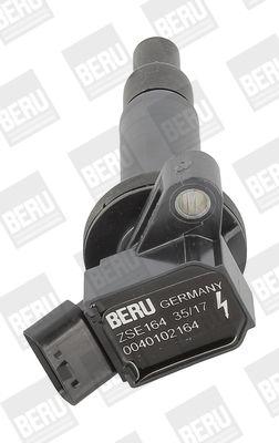 Zündspule ZSE164 BERU 0040102164 in Original Qualität