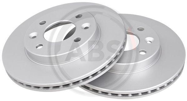Disques de frein pour RENAULT Clio II 3/5 portes (BB, CB ...