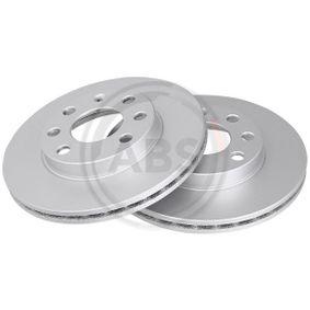 Bremsscheibe Bremsscheibendicke: 20mm, Felge: 4-loch, Ø: 236mm mit OEM-Nummer 90008006