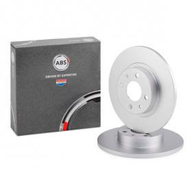A.B.S. спирачен диск (15858) за с ОЕМ-номер 51859075