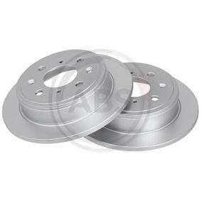 Спирачен диск дебелина на спирачния диск: 10,0мм, джанта: 4-дупки, Ø: 239,0мм с ОЕМ-номер GBD90817