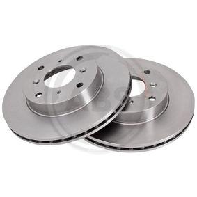 Спирачен диск 16003 800 (XS) 2.0 I/SI Г.П. 1997