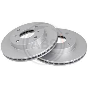 Bremsscheibe Bremsscheibendicke: 22mm, Felge: 4-loch, Ø: 257mm mit OEM-Nummer 402067-1E06