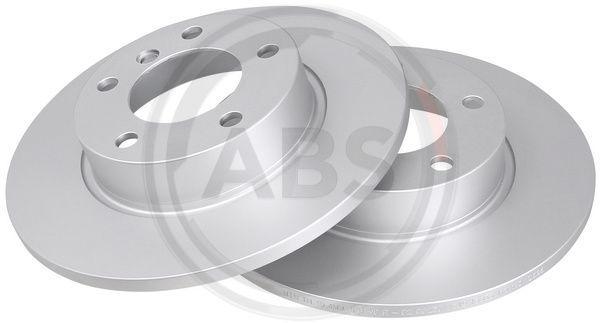 A.B.S.  16086 Bremsscheibe Bremsscheibendicke: 11,9mm, Felge: 5-loch, Ø: 286mm