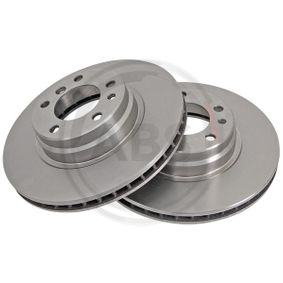 Bremsscheibe Bremsscheibendicke: 28mm, Felge: 5-loch, Ø: 316mm mit OEM-Nummer 3411 6757 752