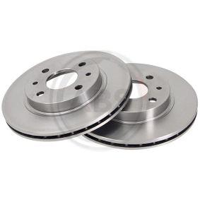 Bremsscheibe Bremsscheibendicke: 20mm, Felge: 4-loch, Ø: 239mm mit OEM-Nummer 2110 350 1070