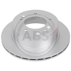 Bremsscheibe Bremsscheibendicke: 20mm, Felge: 5-loch, Ø: 315mm mit OEM-Nummer 58411 3E300