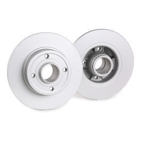 Bremsscheibe Bremsscheibendicke: 8,0mm, Felge: 4-loch, Ø: 240,0mm mit OEM-Nummer 82000-38305