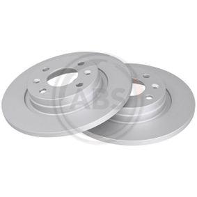 Bremsscheibe Bremsscheibendicke: 12mm, Felge: 4-loch, Ø: 259mm mit OEM-Nummer 60.01.547.683