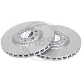 Bremsscheibe Bremsscheibendicke: 28mm, Felge: 5-loch, Ø: 305mm mit OEM-Nummer 51760621