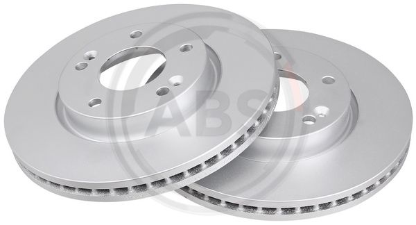 Disc Brakes A.B.S. 17640 8717109373745