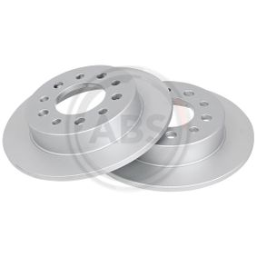 Brake Disc 17641 COUPE (GK) 2.0 GLS MY 2008