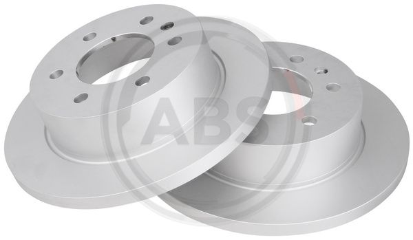 A.B.S. COATED 17732 Bremsscheibe Bremsscheibendicke: 16mm, Felge: 6-loch, Ø: 298mm