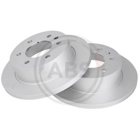 Bremsscheibe Bremsscheibendicke: 16mm, Felge: 6-loch, Ø: 298mm mit OEM-Nummer 910 423 0000
