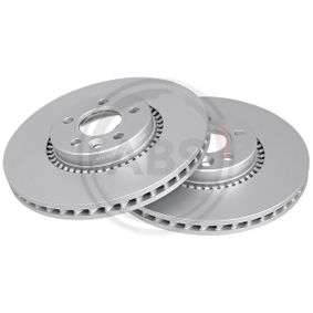 Bremsscheibe Bremsscheibendicke: 28mm, Felge: 5-loch, Ø: 316mm mit OEM-Nummer 1380046