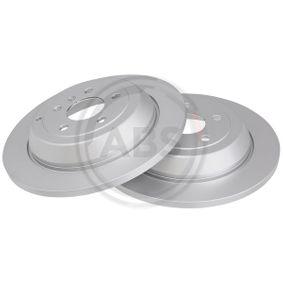 Спирачен диск дебелина на спирачния диск: 14,0мм, джанта: 5-дупки, Ø: 330,0мм с ОЕМ-номер A1644231212