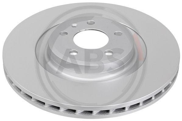 A.B.S. COATED 17822 Brake Disc Brake Disc Thickness: 29,5mm, Rim: 5-Hole, Ø: 345mm